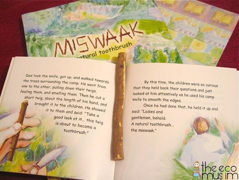 miswak book oral hygiene toothbrush siwak muslims