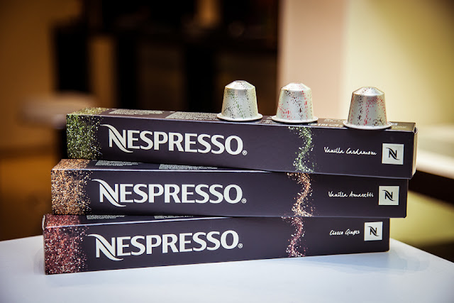 Дегустация Nespresso Variations Limited Edition. Время Волшебства