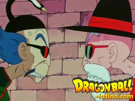 Dragon Ball capitulo 84