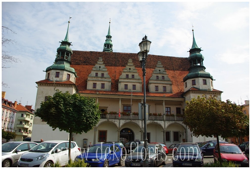Dekoracja sali wesele Brzeg opolskie