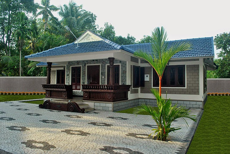 Exceptional 5 Lakh Home Design Part - 7: Alappuzha .