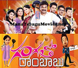 Gangatho Rambabu Comedy Serial – E379 – 29th July 2014