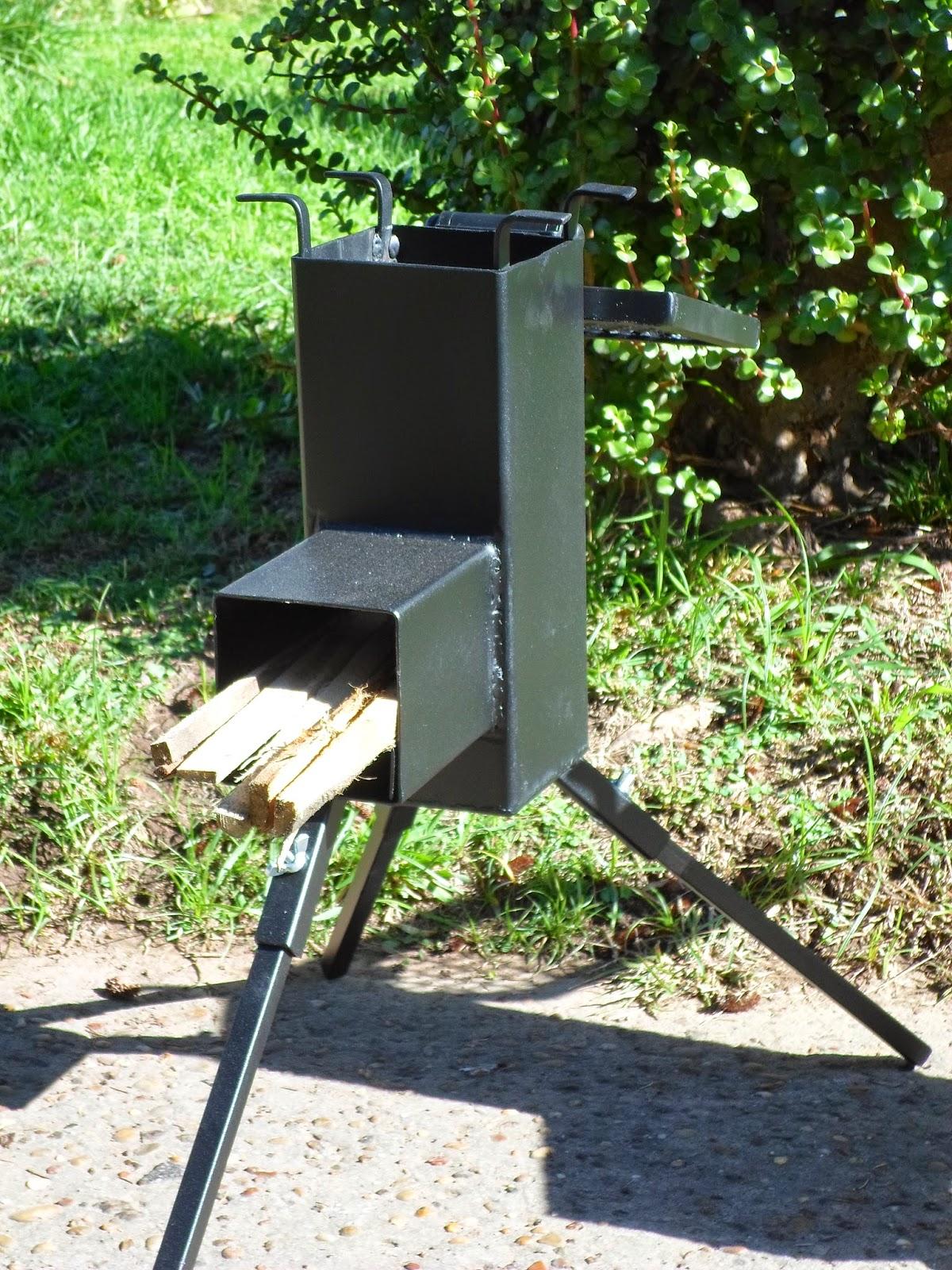 Asadores parrillas jama for Antorchas para jardin combustible