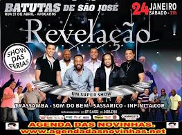 BATUTAS DE SÃO JOSÉ - GRUPO REVELAÇÃO.
