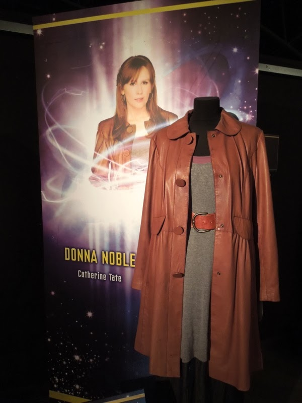 Catherine Tate Donna Noble Doctor Who costume