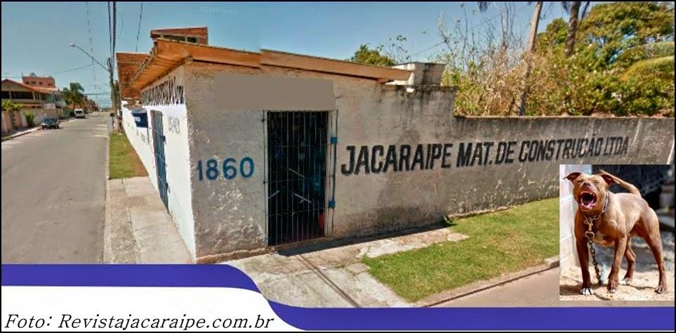 Rapaz é morto por cão ao tentar furtar material de construção em bairro da Serra na grande vitória, ES.