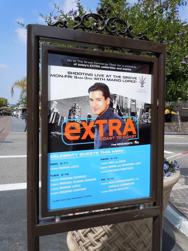 Mario Lopez Extra poster