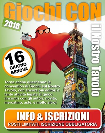 VIENI ANCHE TU ALLA NOSTRA CONVENTION!!