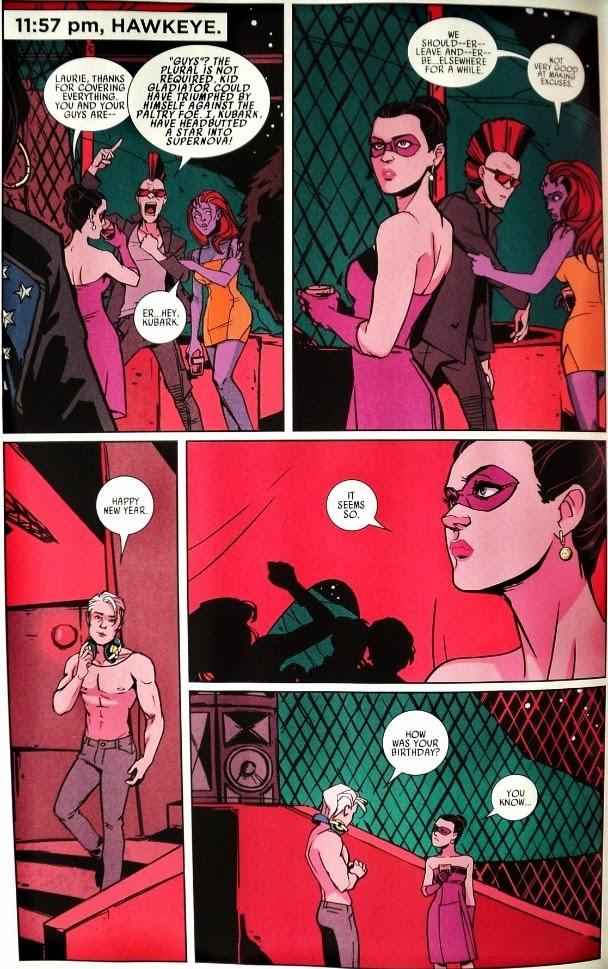 Young Avengers # 14 - Gillen, McKelvie, Vieceli, Ward Wu