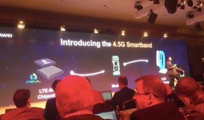 Huawei Garap Smartband 4G
