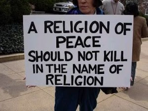 is islam a violent religion