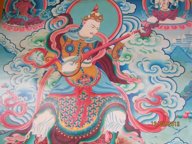 Darjeeling monestry