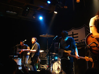 30.09.2012 Köln - Gebäude 9: Frightened Rabbit