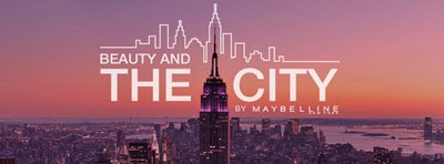 Beauty and the City by Maybelline New York