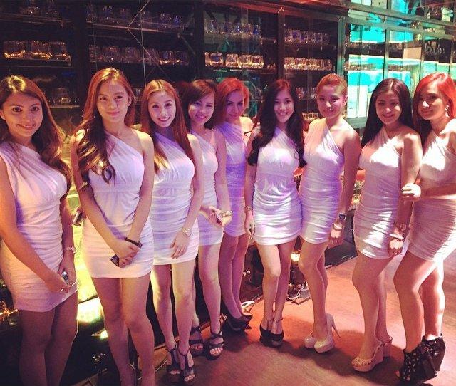 manila nightlife girls