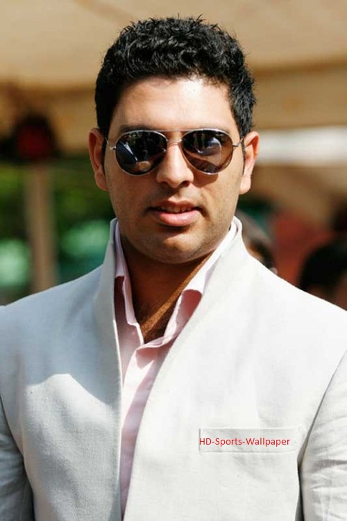 Yuvraj Singh Cricketer look coooool  HD-Sports-WallpaperYuvraj Singh