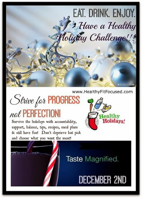 Healthy for the Holidays Accountability Group
