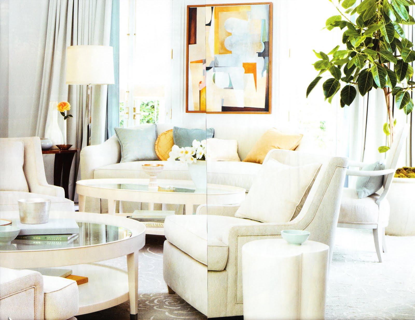 Barbara Barry Tranquil Calm An Interior Design
