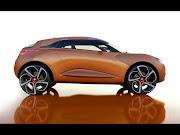 Renault CAPTUR renault captur concept interior