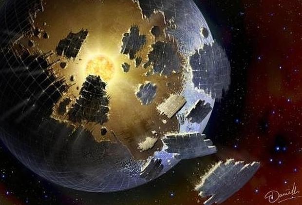 La hipótesis de una megaestructura alienígena alrededor KIC 8462852 se está desmoronando.