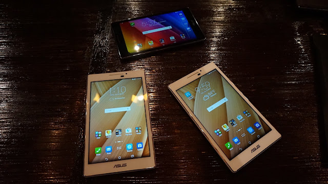 ASUS ZenPad Series Launched Locally, Starts at P5,995
