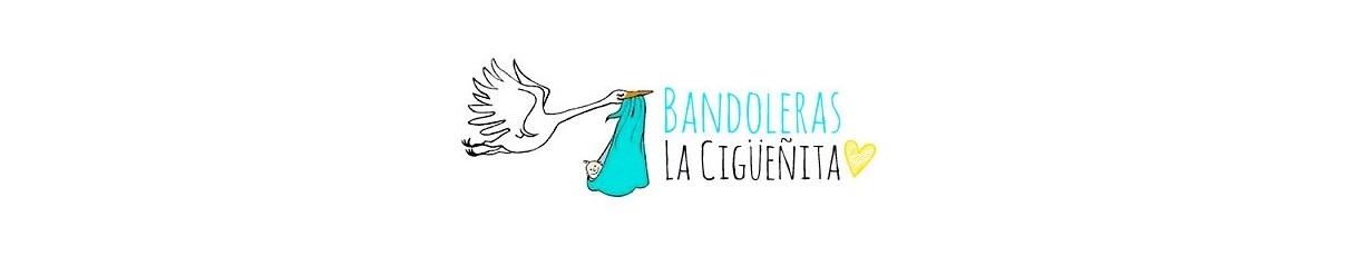 """Bandoleras Portabebé """"La Cigueñita"""""""