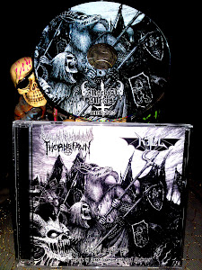 THORNSPAWN/KILL''united in hells fire''