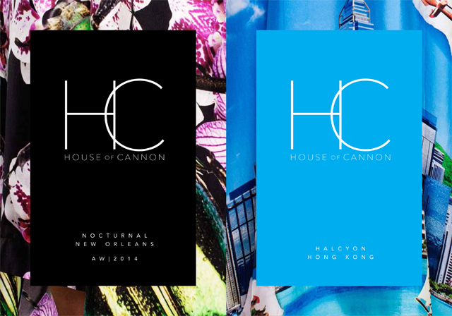 House Of Cannon Lookbook