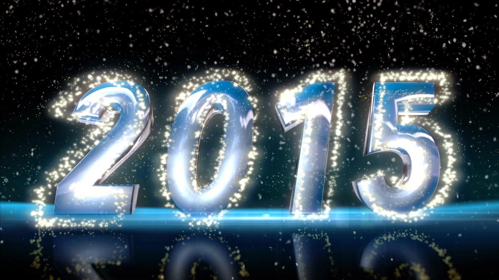 Happy New Year Greetings 2015