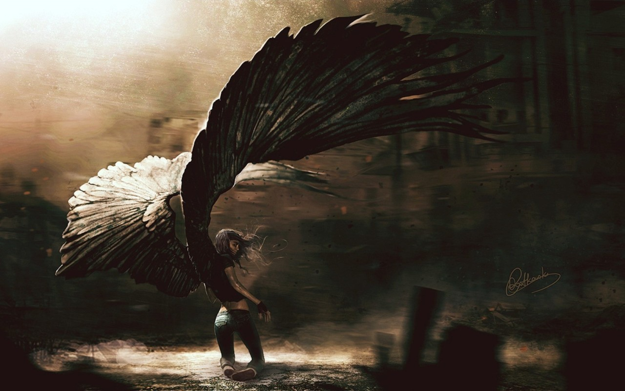 Fallen Angel Background Wallpapers on this Angel Background WallpapersFallen Angels Wings