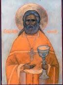 Icone de saint Alexis d'Ugine