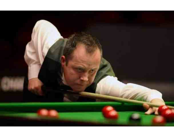 john higgins ref. John Higgins in the Welsh