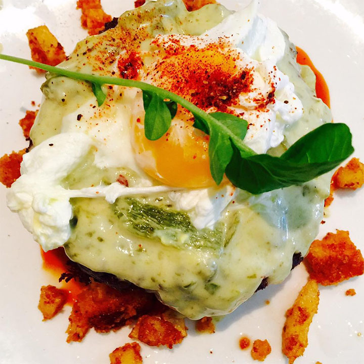 Where to eat brunch in dallas smoke