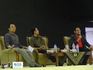 Talkshow GebyarCampuspreneur