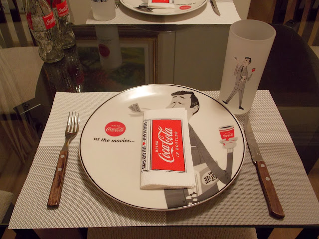 como montar uma mesa para jantar