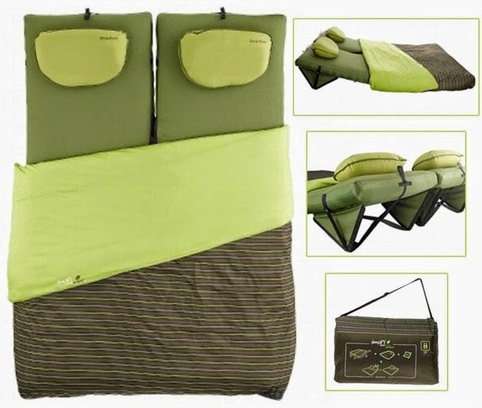 sleepin 39 bed camping 140 quechua camping fotografia. Black Bedroom Furniture Sets. Home Design Ideas