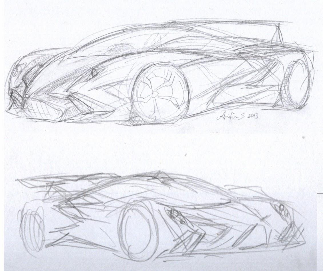 Supercar Concept Sanca GT | SMCars.Net - Car Blueprints Forum