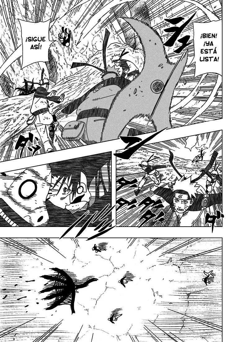 Naruto Shippuden Manga 341