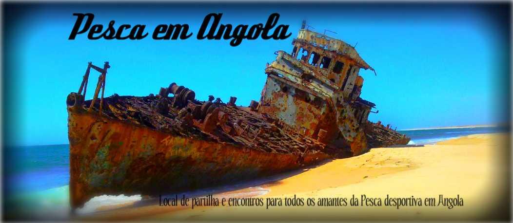Pesca em Angola