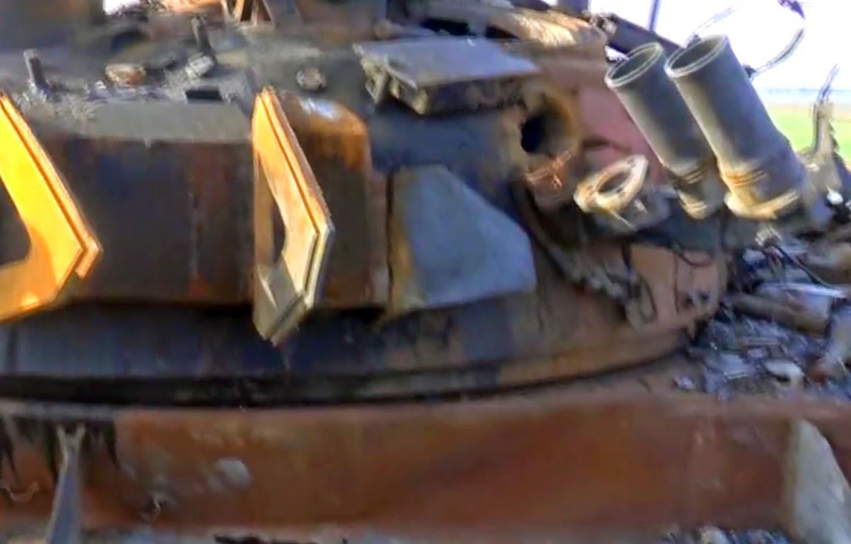 Sobre los T-64 y su desempeño en Ucrania 264817_original