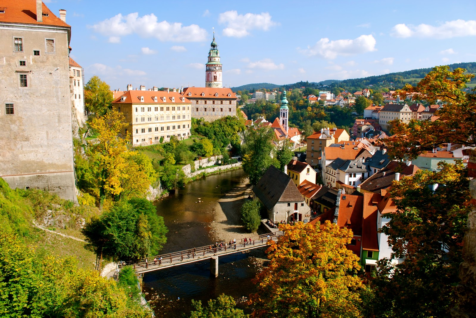 Cesky Krumlov Czech Republic  City new picture : Wanderlust Traveler: Cesky Krumlov, Czech Republic