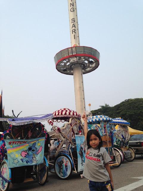 Melaka, Bandar Hilir, Beca