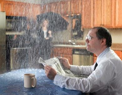 Langkah Mudah Mencegah dan Mengatasi Kebocoran Pada Atap Rumah