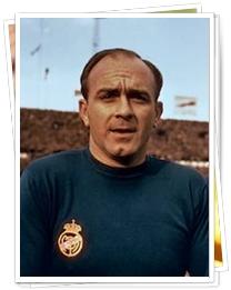 Alfredo Di Stéfano Pemain sepak bola terbaik di dunia sepanjang masa
