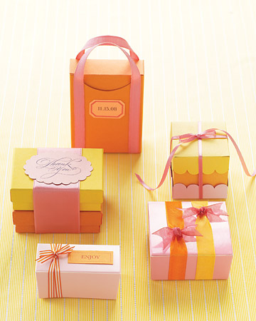 martha stewart bridal shower gifts