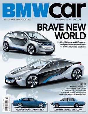 Bmw Car Magazine Car Picture