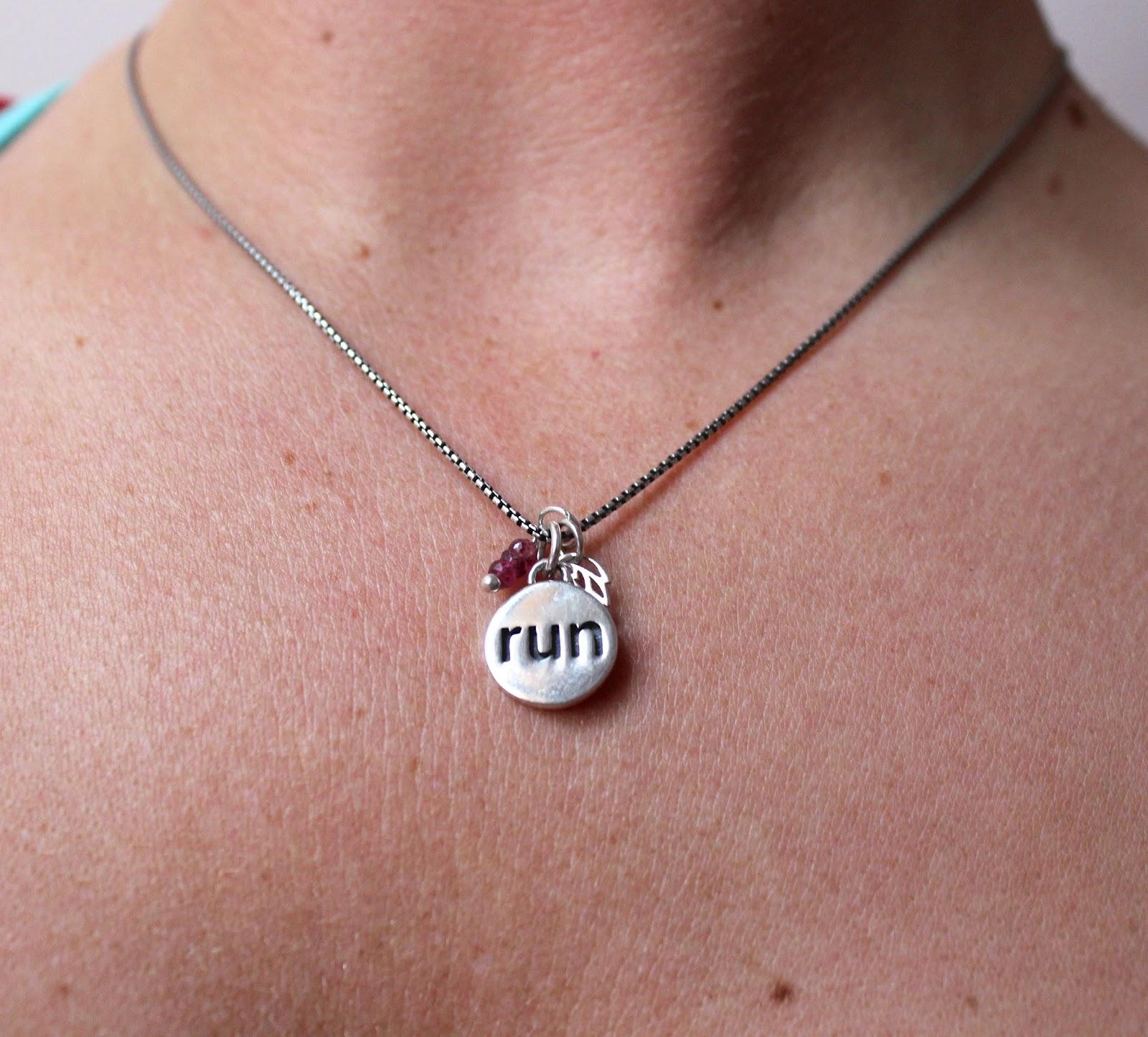 Inspired Jewelry Running of Running Jewelry Whether