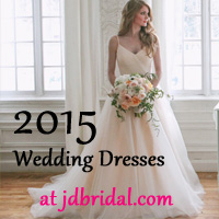 wedding dresses 2015 at jdbridal.com