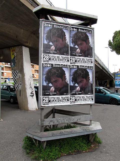 Bench, Livorno