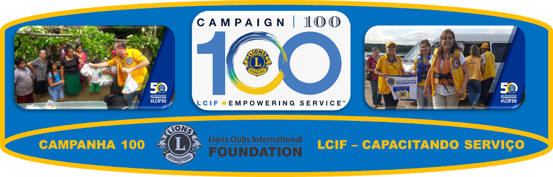 LCIF -  CAMPANHA 100 - DLC-2